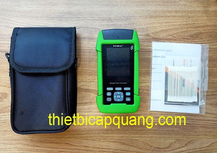 Máy đo OTDR mini TriBrer TB-600 giá rẻ