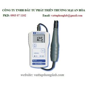 MÁY ĐO OXY HÒA TAN CẦM TAY ĐIỆN TỬ MODEL:MW600