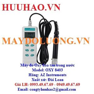 Máy đo Oxy hòa tan( DO)/ độ mặn/ nhiệt độ HH-8403