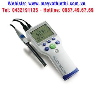 MÁY ĐO pH CẦM TAY METTLER TOLEDO MODEL: SG2-FK