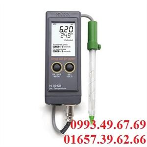 Máy đo pH đất Hanna HI 99121