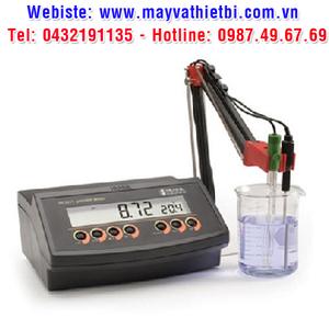 Máy đo PH để bàn HANNA MODEL: HI 2211