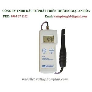 MÁY ĐO PH/EC/TDS/NHIỆT ĐỘ CẦM TAY ĐIỆN TỬ MODEL:MI805