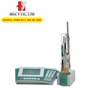 Máy đo pH/ion chuyên nghiệp 781 Metrohm