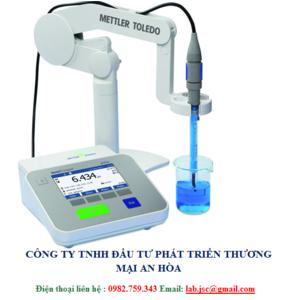 MÁY ĐO pH METTLER TOLEDO S220- K