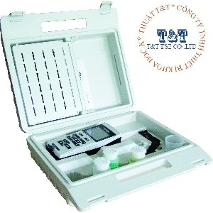 Máy đo pH/mV/nhiệt độ cầm tay HandyLab 100 Blueline 14pH SI Analytic