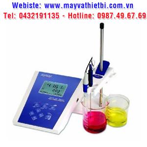 MÁY ĐO pH/mV/NHIỆT ĐỘ MODEL: 3510