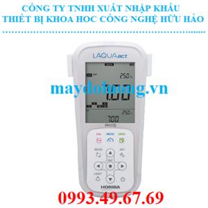 Máy đo pH/ ORP/ Nhiệt độ cầm tay Horiba pH 110