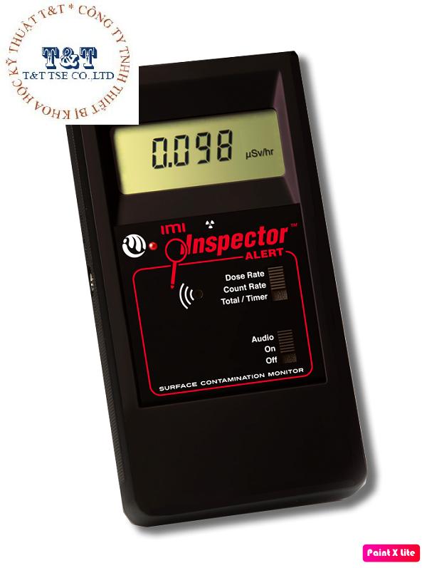 Máy đo phóng xạ điện tử hiện số (Model: Imi Inspector Alert (IA-V2))