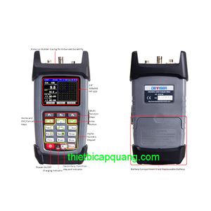 Máy đo tín hiệu truyền hình cáp thế hệ mới Deviser DS2460