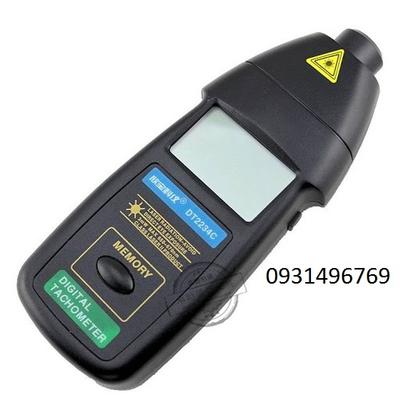 Máy đo vận tốc vòng quay DT2234C