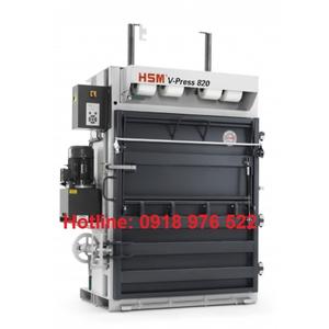 Máy Đóng Bành Phế Liệu HSM V Press 820