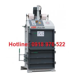 Máy đóng bành tự động HSM V Press 504