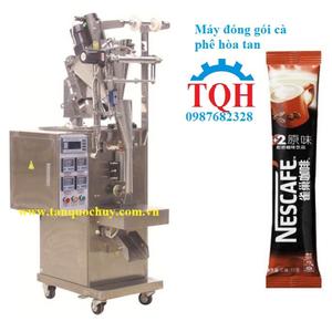 Máy đóng gói cà phê - Cơ khí Tân Quốc Huy