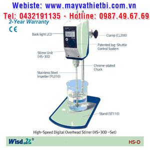 """DAIHAN-brand® High-Speed Digital Overhead Stirrer, """"HS-D"""