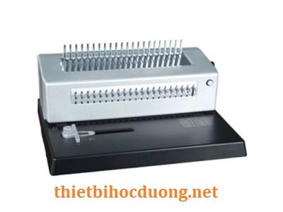 Máy đóng sách Lò Xo Nhựa ALFA HP2088C