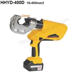 Máy ép cos thủy lực pin HHYD-400D