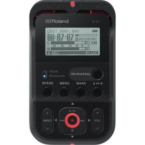 Máy ghi âm Roland R-07 Portable Audio Recorder