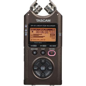 Máy ghi âm Tascam DR-40 4-Track