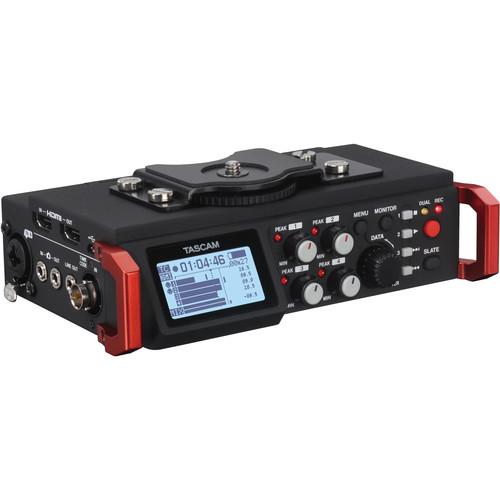 Máy ghi âm Tascam DR-701D 6-Track