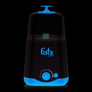 Máy hâm sữa đa năng 2 bình cổ rộng thế hệ mới Fatzbaby FB3012SL