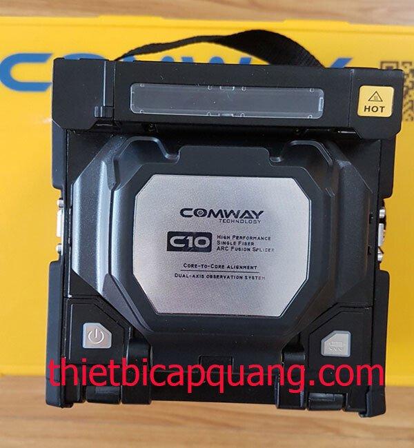 Máy hàn cáp quang Comway C10
