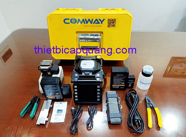 Máy hàn cáp quang Comway C5 phiên bản mới nhất