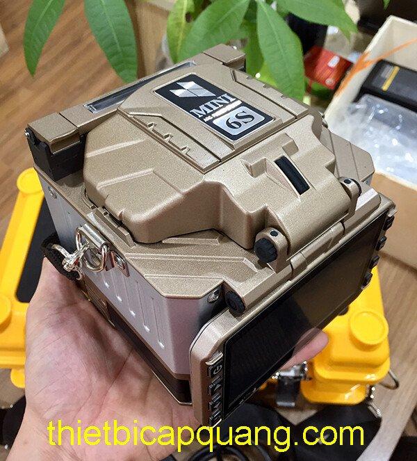 Máy hàn cáp quang Mini 6S