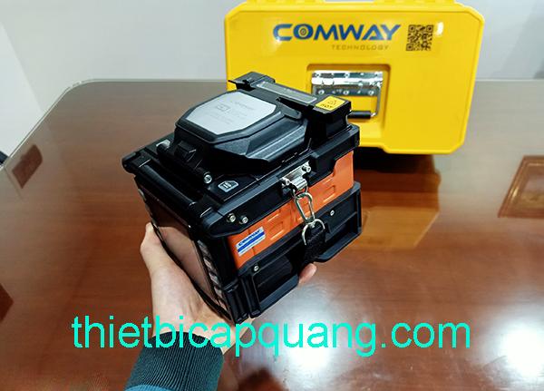 Máy hàn cáp quang Comway C5 phiến bản mới năm 2020