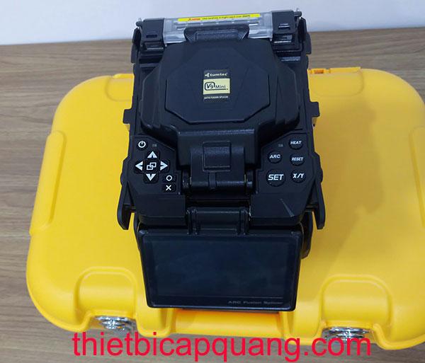 Máy hàn sợi quang Tumtec V9 Mini chính hãng