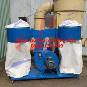 Máy hút bụi di động 5HP 3600m3/h