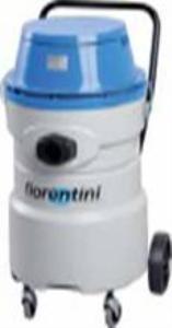 Máy hút bụi – nước Công Nghiệp Fiorentini Model: C62F1 (02 motor) --Thùng nhựa ABS--