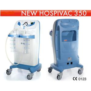 Máy hút dịch phẫu thuật 2 bình New Hospivac 350 RE 410356/01