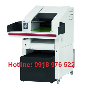 Máy hủy công nghiệp HSM Powerline SP 5080 - 3.9 x 40mm