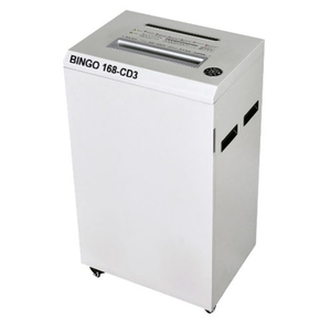 Máy hủy giấy BINGO 168 CD3
