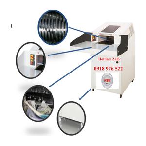 Máy hủy giấy công nghiệp HSM POWERLINE 400.2 (5,8 x 50 mm)