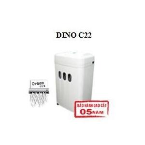 Máy hủy giấy Dino C22