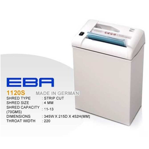 Máy hủy giấy EBA 1120S