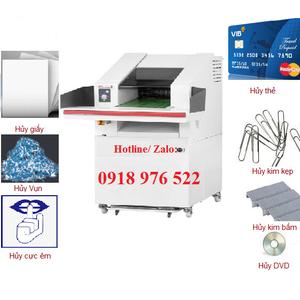 Máy hủy giấy HSM POWERLINE FA 500.3 (6 x 40-53 mm)