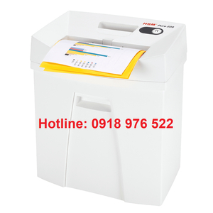 Máy hủy giấy HSM Pure 220 - 4 x 25mm