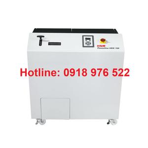 Máy hủy ổ cứng HSM StoreEX HDS 150 digital data media shredder (Bộ Main)