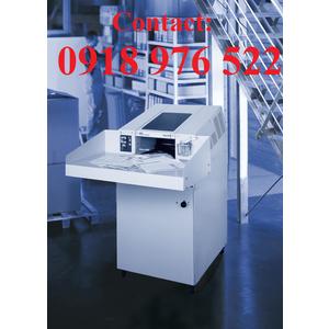 Máy hủy tài liệu công nghiệp HSM 400.2 FA (5.8 x 50 mm)