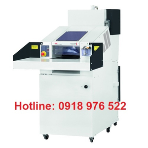 Máy hủy tài liệu công nghiệp HSM 4040V Powerline SP - 5.8 x 50mm