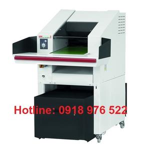 Máy hủy tài liệu công nghiệp HSM Powerline SP 5080 - 10.5 x 40-76mm