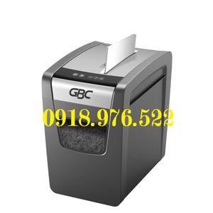 Máy hủy tài liệu GBC ShredMaster X312-SL (GBC Cross Cut Shredder ShredMaster X312-SL) - (bộ nguồn)