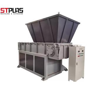 Máy hủy tài liệu nhựa trục đơn 300kg / H 30kw