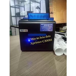 Máy in hóa đơn cho Nhà hàng, Quán ăn - Xprinter XP C300H
