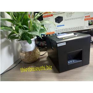 Máy in hóa đơn tính tiền cho Quán Cafe qua điện thoại Richta R82M