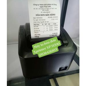 Máy in hóa đơn Xprinter H200