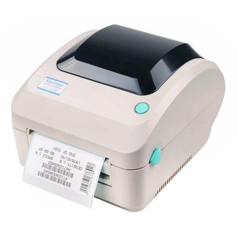 Máy in tem mã vạch Xprinter XP-470B